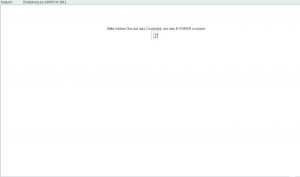 HTML Email Versagen