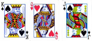 Content is King, Queen, Prince and Princess