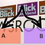 A/B Testing von Content bei Medienunternehmen