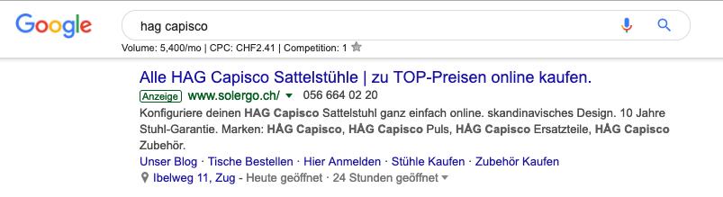 SEA - Google Ads/Anzeigen für mehr potentielle Kunden Ihrer Webseite